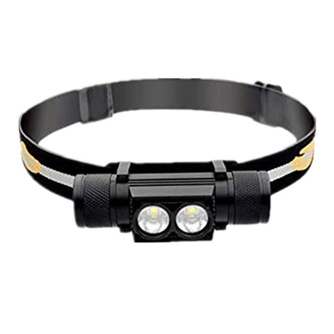 D25S Rechargeable Headlamp 1200LM