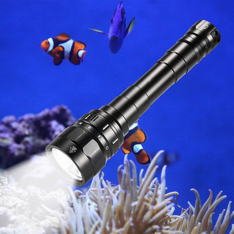 DF30 Scuba Diving Light 3100LM