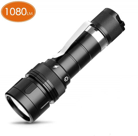 DF10 Scuba Diving Flashlight 1080LM