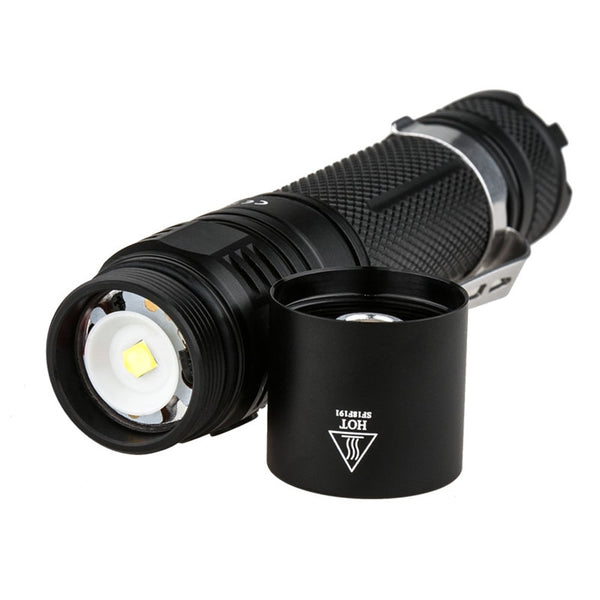 Sofirn SP31 V2.0 Tactical Flashlight
