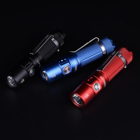 SP10S LED Flashlight