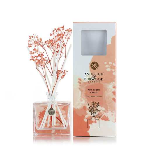 Pink Peony & Musk Reed Diffuser