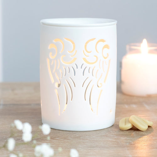 Angel Wings Oil Burner
