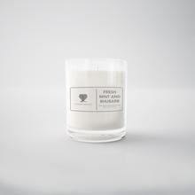Fresh Mint & Rhubarb Candle