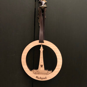Blackpool Tower Bauble