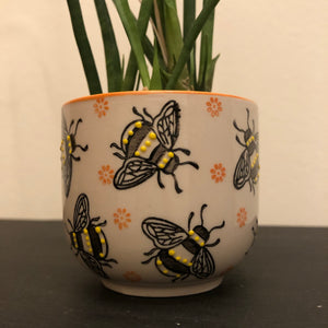 Busy Bee Small Planter