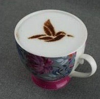 Load image into Gallery viewer, Hummingbird Coffee Stencil