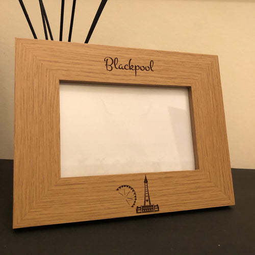 Blackpool Photo Frame