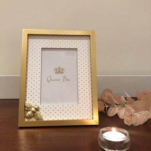 Queen Bee Photo Frame