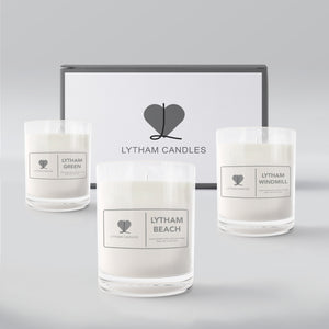 Lytham Candle Gift Set