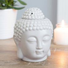 Load image into Gallery viewer, Grey Buddha Oil Burner