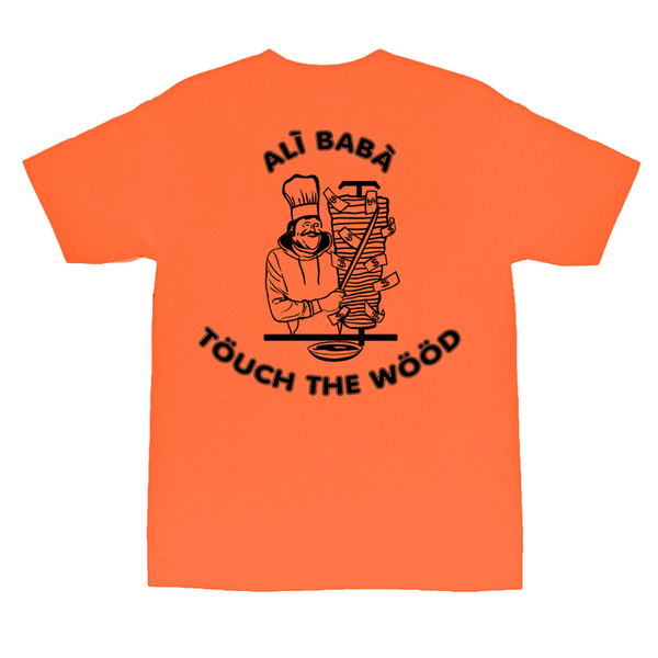 Touch The Wood x Ali Babà Tee