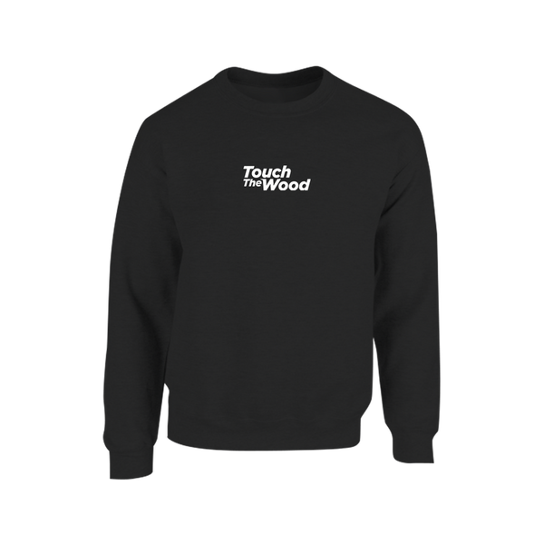 Logo Crewneck Black