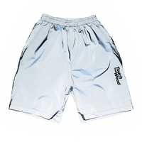 Logo Reflective Shorts
