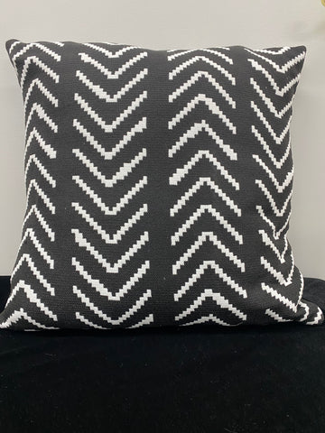 Black Arrow Pillow