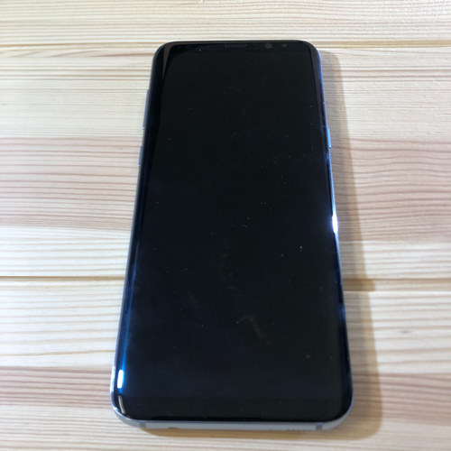 Samsung S8 Plus Smartphone Front Side