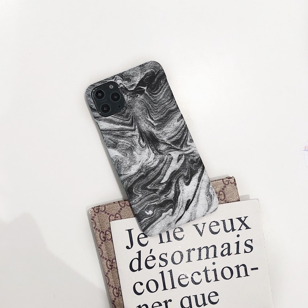 Marble Art Phone Case