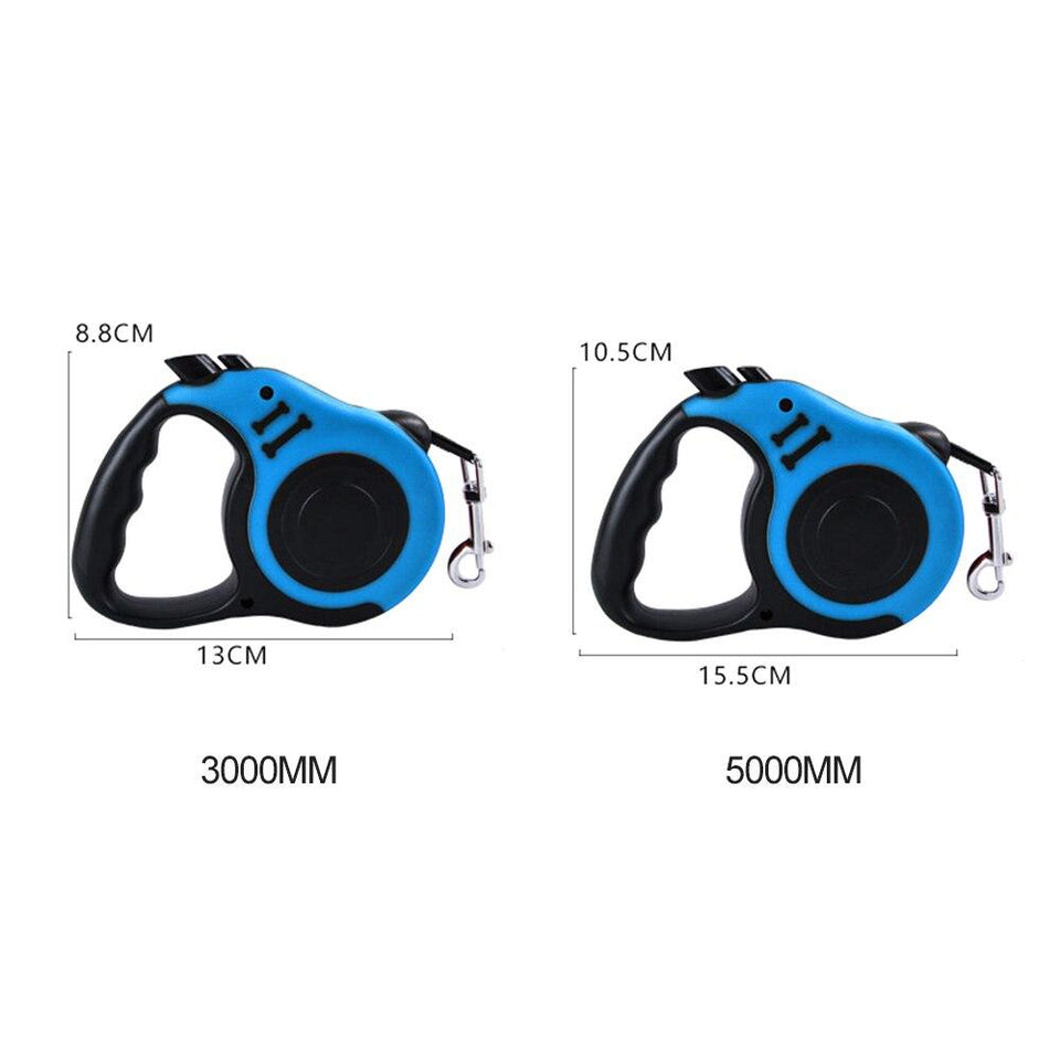 3000MM/5000MM Retractable Dog Leash Automatic - grumpycat.store