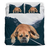 Amazing Bullmastiff Print Bedding Sets - grumpycat.store