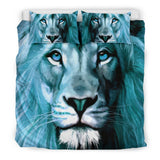 Amazing Lion Art Print Bedding Set - grumpycat.store