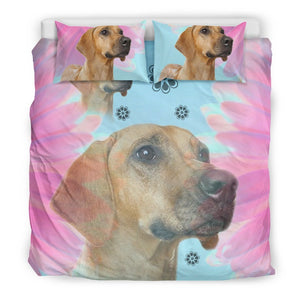 Amazing Rhodesian Ridgeback Dog Print Bedding Sets - grumpycat.store
