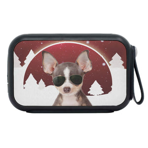 Chihuahua Dog Print Bluetooth Speaker - grumpycat.store