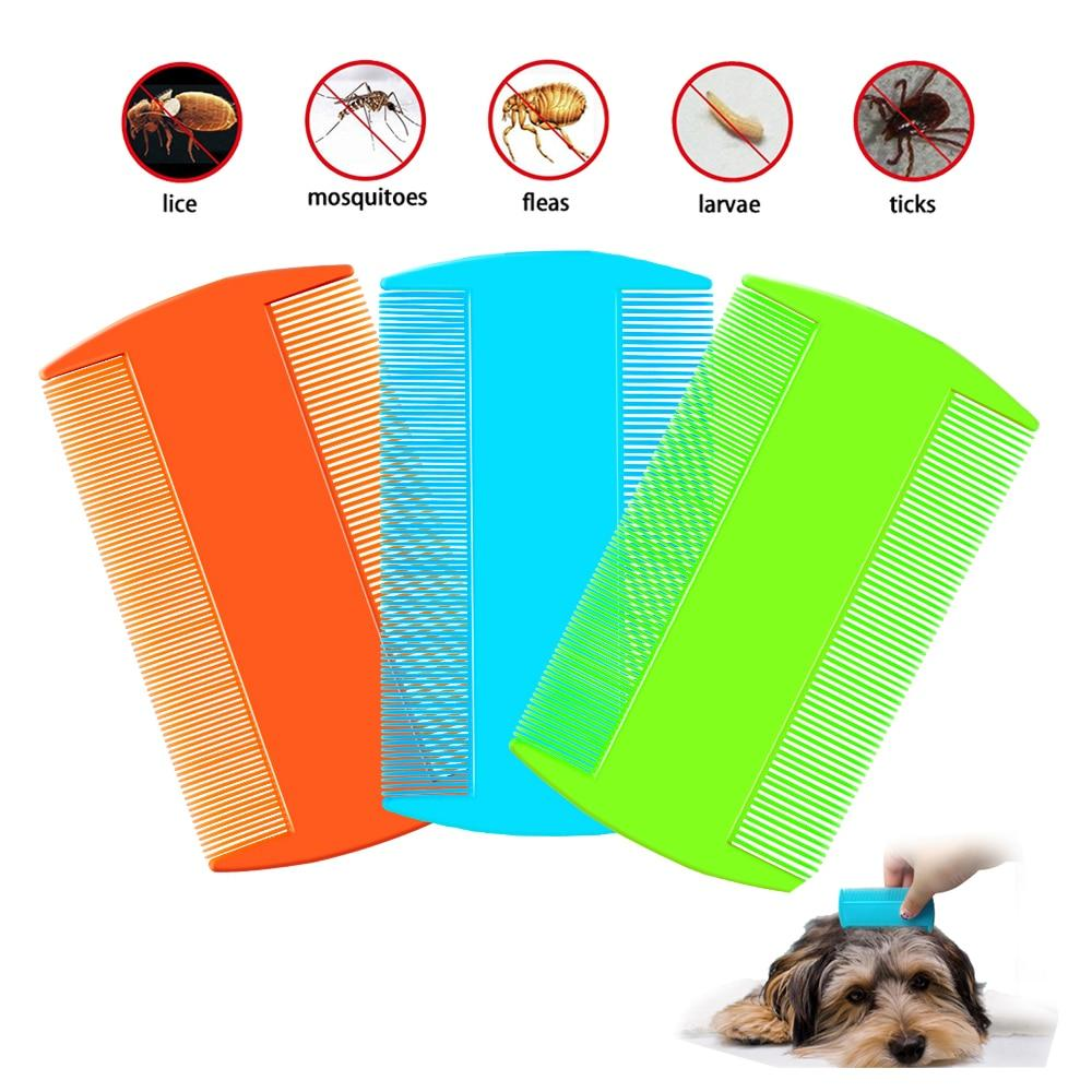 Dog Flea Remover Brush Cat Comb Hair Tick Removal - grumpycat.store