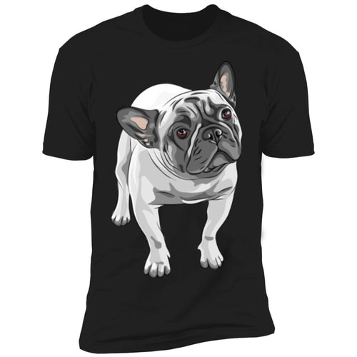 FUNNY ENGLISH BULLDOG Premium Short Sleeve T-Shirt - grumpycat.store