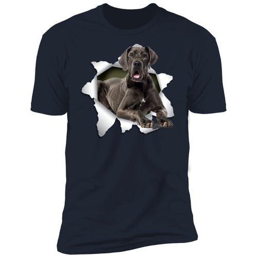 GREAT DANE 3D Premium Short Sleeve T-Shirt - grumpycat.store