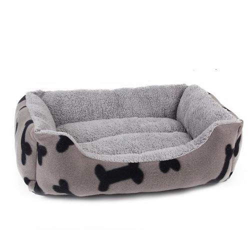 New Pet Bed Warming Dog Cushion Super - grumpycat.store