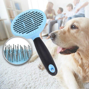 Pet Dog Cat Combs For Dogs Puppy Pet Cat Fur Hair - grumpycat.store