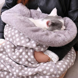 Pet Dog Cat Sleeping Bags Lovely Cat Dog Cozy Beds - grumpycat.store