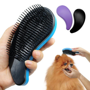 Pet Dog Comb Grooming Cat Glove Hair Brush Comb - grumpycat.store