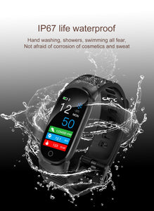 Waterproof Smart Watches