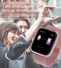 Load image into Gallery viewer, Nennbo T80 Smart Watches