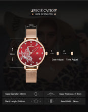 Load image into Gallery viewer, Luxury Brand Relogio Feminino