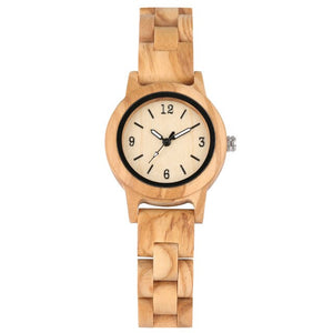 Nature Bamboo Wooden Watches