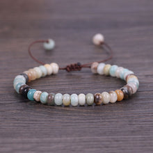 Load image into Gallery viewer, BRACELET APAISANT EN AMAZONITE