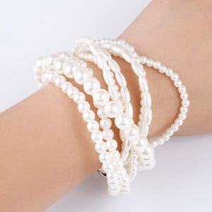 ZOSHI Multilayer Elastic Bracelets