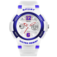 Load image into Gallery viewer, SMAEL PU Sports Watch