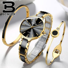 Load image into Gallery viewer, BINGER Luxury Bracelet Watch