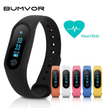 Load image into Gallery viewer, BUMVOR Heart Rate Monitor Watch+Watchbands