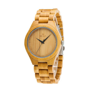 Bamboo Watches Japan Minister