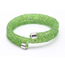 Load image into Gallery viewer, Exquisite Circle Crystal Bracelet