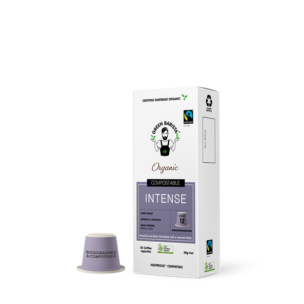 Compostable Sustainable Pods - Intense