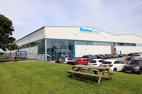 Bluetree Group External Photo of Medial Production Facility