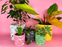 Load image into Gallery viewer, TERRAZZO HANDMADE PLANT-POTS