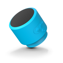 Load image into Gallery viewer, Apollo Voice Push, Bluetooth® Speaker with Alexa Built-In - Blue