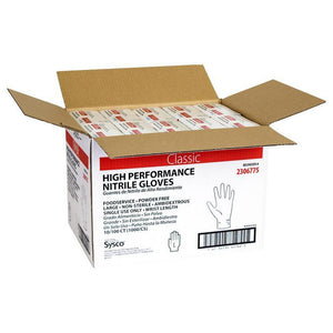Nitrile Gloves Medium (Box of 100)