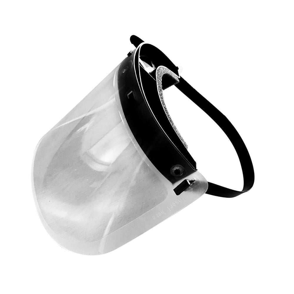 Face Shield with Medical Grade Plastic